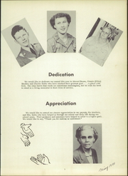 Page 7, 1957 Edition, Spencerville High School - Echoes Yearbook (Spencerville, OH) online yearbook collection