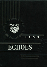 Spencerville High School - Echoes Yearbook (Spencerville, OH) online yearbook collection, 1959 Edition, Page 1