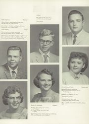 Page 9, 1959 Edition, Spencerville High School - Echoes Yearbook (Spencerville, OH) online yearbook collection