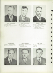 Page 12, 1953 Edition, McDonald High School - Roller Yearbook (McDonald, OH) online yearbook collection