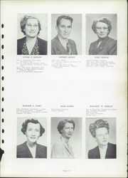 Page 13, 1953 Edition, McDonald High School - Roller Yearbook (McDonald, OH) online yearbook collection