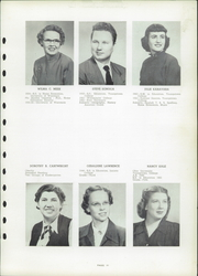 Page 15, 1953 Edition, McDonald High School - Roller Yearbook (McDonald, OH) online yearbook collection