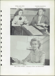 Page 17, 1953 Edition, McDonald High School - Roller Yearbook (McDonald, OH) online yearbook collection