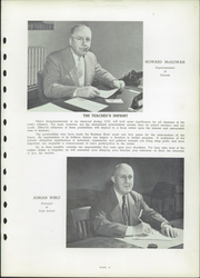Page 9, 1953 Edition, McDonald High School - Roller Yearbook (McDonald, OH) online yearbook collection