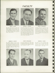 Page 10, 1954 Edition, McDonald High School - Roller Yearbook (McDonald, OH) online yearbook collection