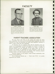 Page 12, 1954 Edition, McDonald High School - Roller Yearbook (McDonald, OH) online yearbook collection