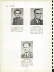 Page 12, 1955 Edition, McDonald High School - Roller Yearbook (McDonald, OH) online yearbook collection