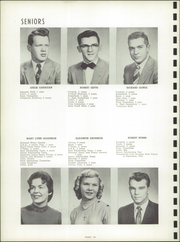 Page 16, 1955 Edition, McDonald High School - Roller Yearbook (McDonald, OH) online yearbook collection