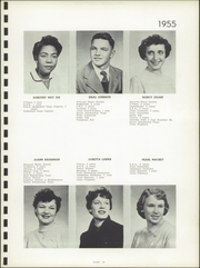 Page 17, 1955 Edition, McDonald High School - Roller Yearbook (McDonald, OH) online yearbook collection