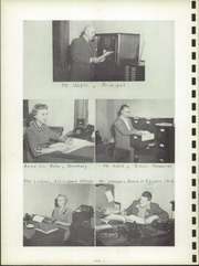 Page 8, 1955 Edition, McDonald High School - Roller Yearbook (McDonald, OH) online yearbook collection