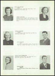 Page 15, 1949 Edition, Liberty Center High School - Tigeron Yearbook (Liberty Center, OH) online yearbook collection
