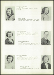 Page 16, 1949 Edition, Liberty Center High School - Tigeron Yearbook (Liberty Center, OH) online yearbook collection