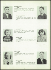 Page 17, 1949 Edition, Liberty Center High School - Tigeron Yearbook (Liberty Center, OH) online yearbook collection