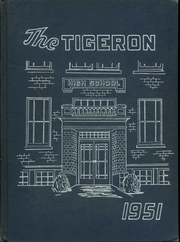 Page 1, 1951 Edition, Liberty Center High School - Tigeron Yearbook (Liberty Center, OH) online yearbook collection