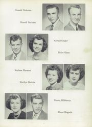 Page 11, 1951 Edition, Liberty Center High School - Tigeron Yearbook (Liberty Center, OH) online yearbook collection