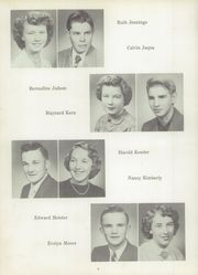 Page 12, 1951 Edition, Liberty Center High School - Tigeron Yearbook (Liberty Center, OH) online yearbook collection