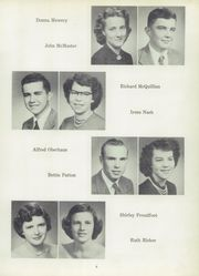 Page 13, 1951 Edition, Liberty Center High School - Tigeron Yearbook (Liberty Center, OH) online yearbook collection