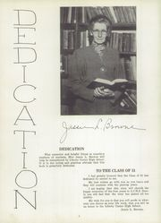 Page 8, 1951 Edition, Liberty Center High School - Tigeron Yearbook (Liberty Center, OH) online yearbook collection