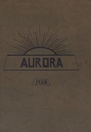 Page 1, 1928 Edition, Archbold High School - Blue Streak Yearbook (Archbold, OH) online yearbook collection