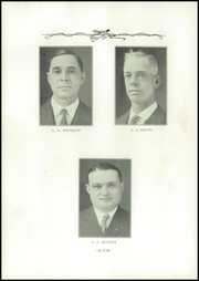 Page 14, 1928 Edition, Archbold High School - Blue Streak Yearbook (Archbold, OH) online yearbook collection