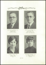 Page 15, 1928 Edition, Archbold High School - Blue Streak Yearbook (Archbold, OH) online yearbook collection