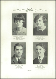 Page 16, 1928 Edition, Archbold High School - Blue Streak Yearbook (Archbold, OH) online yearbook collection