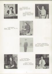 Page 11, 1954 Edition, Archbold High School - Blue Streak Yearbook (Archbold, OH) online yearbook collection