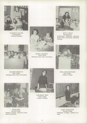 Page 12, 1954 Edition, Archbold High School - Blue Streak Yearbook (Archbold, OH) online yearbook collection
