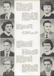 Page 17, 1954 Edition, Archbold High School - Blue Streak Yearbook (Archbold, OH) online yearbook collection