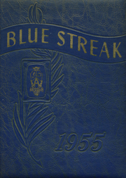 Page 1, 1955 Edition, Archbold High School - Blue Streak Yearbook (Archbold, OH) online yearbook collection