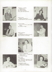 Page 10, 1955 Edition, Archbold High School - Blue Streak Yearbook (Archbold, OH) online yearbook collection