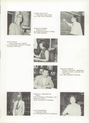 Page 11, 1955 Edition, Archbold High School - Blue Streak Yearbook (Archbold, OH) online yearbook collection