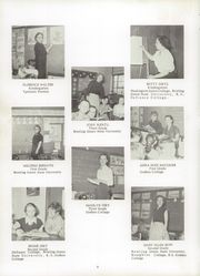 Page 12, 1955 Edition, Archbold High School - Blue Streak Yearbook (Archbold, OH) online yearbook collection