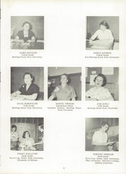 Page 13, 1955 Edition, Archbold High School - Blue Streak Yearbook (Archbold, OH) online yearbook collection