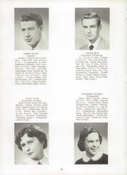 Page 16, 1955 Edition, Archbold High School - Blue Streak Yearbook (Archbold, OH) online yearbook collection