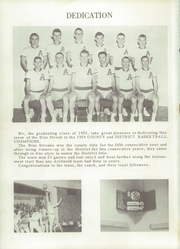 Page 4, 1955 Edition, Archbold High School - Blue Streak Yearbook (Archbold, OH) online yearbook collection