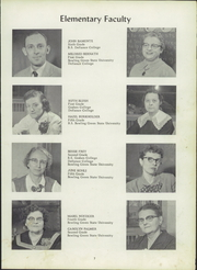 Page 11, 1958 Edition, Archbold High School - Blue Streak Yearbook (Archbold, OH) online yearbook collection