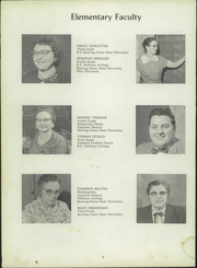 Page 12, 1958 Edition, Archbold High School - Blue Streak Yearbook (Archbold, OH) online yearbook collection