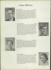 Page 16, 1958 Edition, Archbold High School - Blue Streak Yearbook (Archbold, OH) online yearbook collection