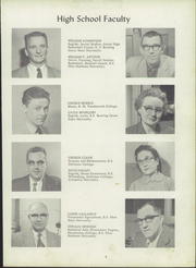 Page 9, 1958 Edition, Archbold High School - Blue Streak Yearbook (Archbold, OH) online yearbook collection
