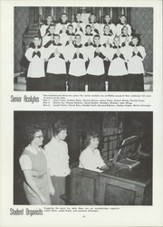 Page 16, 1962 Edition, St Joseph High School - Josemont Yearbook (Fremont, OH) online yearbook collection