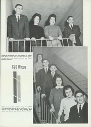 Page 17, 1962 Edition, St Joseph High School - Josemont Yearbook (Fremont, OH) online yearbook collection