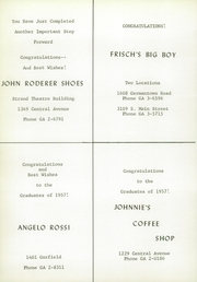 Bishop Fenwick High School - Turres Yearbook (Middletown, OH) online yearbook collection, 1957 Edition, Page 118