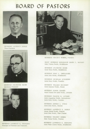Page 12, 1957 Edition, Bishop Fenwick High School - Turres Yearbook (Middletown, OH) online yearbook collection