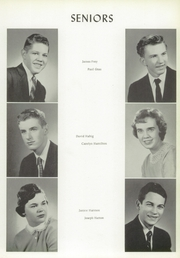 Page 17, 1957 Edition, Bishop Fenwick High School - Turres Yearbook (Middletown, OH) online yearbook collection
