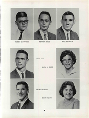 Page 17, 1963 Edition, Clay High School - Panther Yearbook (Portsmouth, OH) online yearbook collection
