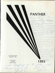 Page 9, 1963 Edition, Clay High School - Panther Yearbook (Portsmouth, OH) online yearbook collection
