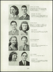 Page 10, 1948 Edition, Covington High School - Buccaneers Yearbook (Covington, OH) online yearbook collection