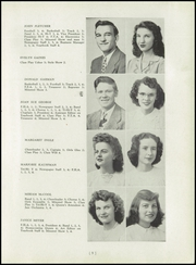 Page 11, 1948 Edition, Covington High School - Buccaneers Yearbook (Covington, OH) online yearbook collection