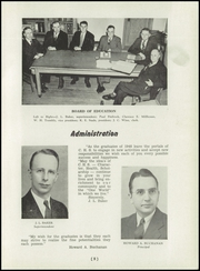Page 7, 1948 Edition, Covington High School - Buccaneers Yearbook (Covington, OH) online yearbook collection